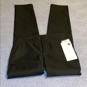 NWT lululemon city trek trouser sz 2 lulu pants